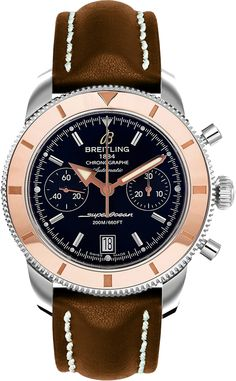 U2337012/BB81-437X NEW BREITLING SUPEROCEAN HERITAGE CHRONOGRAPH 44 MENS LUXURY WATCH FOR SALE IN STOCK - Click to View Dads