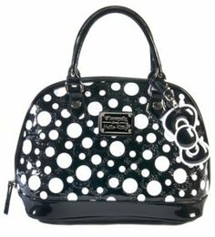 Hello Kitty LIMITED EDITION Patent Embossed Polka Dot Handbag Fourever Funky,http://www.amazon.com/dp/B00BGF2U2Y/ref=cm_sw_r_pi_dp_PM1orb1ZN0CQEJPF