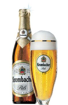 Try 3 different Krombacher beers, including Pils tomorrow night at the weekly @IdleHandsBar $10 tasting