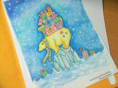 Dream World Coloring Book