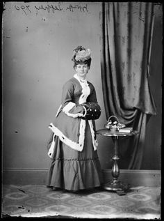 Mrs. H. Jeffrey c. 1870-75  State Library of New South Wales