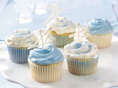"""""""You're a Star!"""" Cupcakes"""