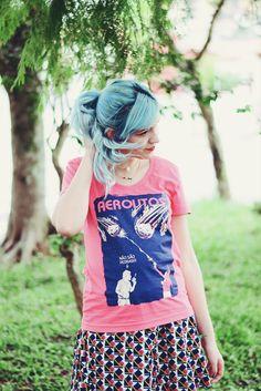 Aereolitos | Cute Outfit by Jess Vieira