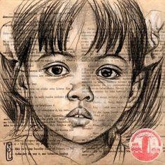 Stéphanie Ledoux - Little Janny (4-years old, Madagascar)