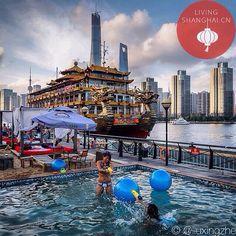 Repost #LivingShanghai   #Instagram   Ph Credit 刘行喆 @liuxingzhe✌️