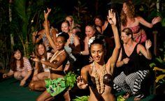 Spectacular Island entertainment