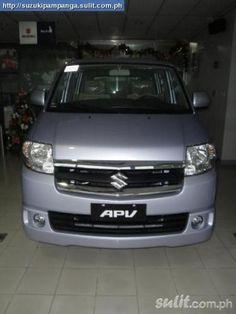 Suzuki Apv  Gl