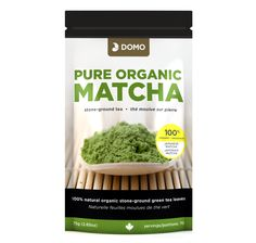 Stone-ground tea is healthier than regular steeped tea because you consume the entire tea leaf. Our organic matcha is grown and produced in Nishio city in Aichi Japanese Matcha, Organic Matcha, Healthy, Aichi, Food, Stone, City, Bag, Products