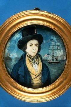Portrait of a Sea Captain