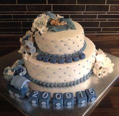 Baby Shower Cakes For Boys, Baby Boy Cakes, Baby Boy Shower, Tartan, Custom Cakes, Cake Pops, Christening, Cupcake Cakes, Fondant