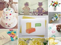 Lego Wedding Inspirations