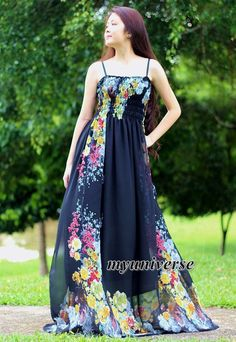 Check out Black Dress Maxi Dress Women Plus Size Prom Evening Gown Formal Rose on myuniverse
