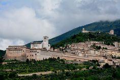 Assisi in Umbrien
