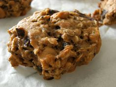 This is my healthified version of Recipe #461702. Of course its still a cookie and contains chocolate (if you so choose to use the chocolate chips), but you can eat a few more of these without feeling guilty. I hope youll enjoy them, too. :)