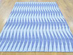 Reversible Kilim Pure Wool Flat Weave Hand Woven Oriental Rug- Product:5-x7-Reversible-Kilim-Pure-Wool-Flat-Weave-Hand-Woven-Oriental-Rug-Sh29803
