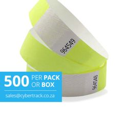 Wristbands are the best event's products manufactured in South Africa, Wristbadshop offer Hologram wristbands, Vinyl Wristbands, Tyvek wristbands . Access Control, All In One