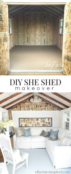 So many fun DIY proj
