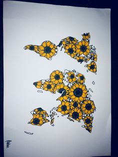 Sunflower #artisawayofsurvival