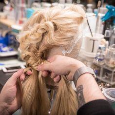Michael Grandage, Frozen On Broadway, Estj, Behind The Scenes, Dreadlocks, Hair Styles, Theatre, Beauty, Instagram