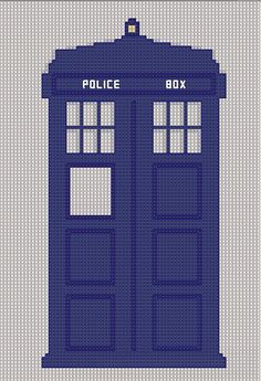 Hey, I found this really awesome Etsy listing at https://www.etsy.com/listing/170795465/cross-stitch-pattern-tardis-dr-who-pdf