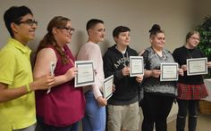The Local History Department- 15th Annual Youthful Visions Student Artists and Reception March 30, 2017
