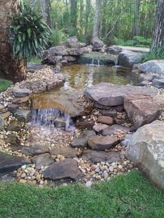 Nice 80 Gorgeous Backyard Ponds and Water Garden Landscaping Ideas https://insidecorate.com/80-gorgeous-backyard-ponds-water-garden-landscaping-ideas/ #watergardening #GardenPond #LandscapingIdeas