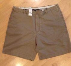 "J Crew Mens Chino Shorts Size 40 ""Broken in"" with 9"" Inseam | eBay"