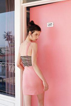 Pastel Editorial #HarpersBAZAAR #SpringStyle