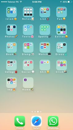 Phone setup 📱 organize apps on iphone, iphone app layout, message wallpape find this pin and more on phone walpaper videos simple pretty Organize Apps On Iphone, Good Apps For Iphone, Wallpaper Telephone, Z Book, Iphone App Layout, Accessoires Iphone, Wallpaper App, Message Wallpaper, Phone Organization