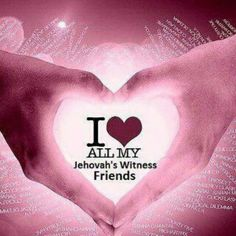 LOVE to all my brothers and sisters♥