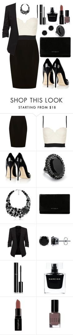 """Untitled #3772"" by natalyasidunova ❤ liked on Polyvore featuring Coast, Topshop, Jimmy Choo, Lane Bryant, REMINISCENCE, Givenchy, BERRICLE, Chanel, Narciso Rodriguez and Smashbox"