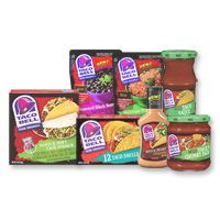 This offer will come in handy for Cinco DeMayo! Save up to $3.00 on TACO BELL® HOME ORIGINALS®
