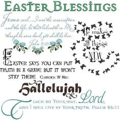 *❤*❤*❤* He Is Risen, Always Remember, Happy Easter, Blessed, Bullet Journal, Blessings, Thoughts, Sayings, Quotes