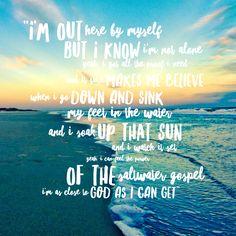 "Eli Young Band - ""Saltwater Gospel"""