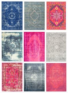 9 Rugs You Need To Know About! | Danielle Oakey Interiors | Bloglovin'
