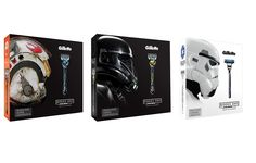 Shave Your Face With This Awesome Star Wars Themed Razor  http://www.menshealth.com/style/star-wars-rogue-one-razor