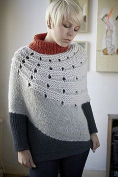 Ravelry: Outer Space pattern by Stephen West bulky