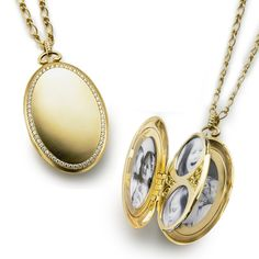 my dream locket.....Monica Rich Kosann