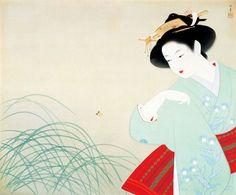 My Pinterest - blackcoffeecinnamon: Uemura Shouen...