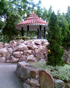 The joys of designing a rock garden