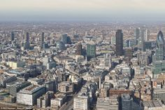 London from the Shard by Will Pearson
