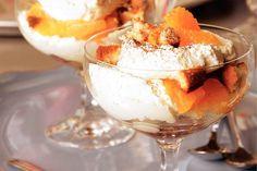Kijk wat een lekker recept ik heb gevonden op Allerhande! Herfstige tiramisu met mandarijnen