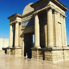 Insta City Gate #architecture #cordoba #cordoue #archilovers #archidaily #architectural