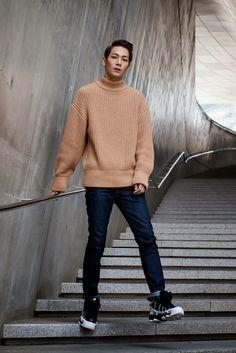 On the street… Chulwoo Lee Seoul fashion week 2015 F/W ~ echeveau