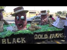 @Black Gold gives back in 2012 - Farmers doing good in their community.