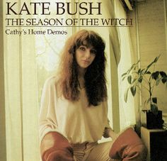 """Kate Bush """"The Season of The Witch: Cathy's Home Demos"""". Bootleg LP."""