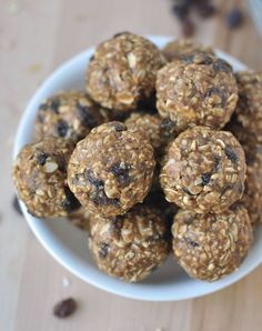 15 Protein Ball Recipes for a Quick and Delicious Energy Boost via @PureWow