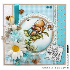 Pachela Studios Digi Stamp - Toby Tumble Just Saying Hi Cuttlebug Embossing Folders, Giraffe Birthday, Just Saying Hi, Tim Holtz Distress Ink, Daisy Pattern, Marianne Design, Animal Cards, Craft Shop, Digi Stamps