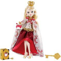 ever after highs   Com a Boneca Ever After High Dia do Legado Apple White Mattel, a ...