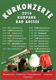 Kurkonzerte   Bad Aussee Concert, Vacation
